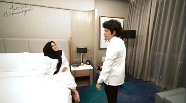 Mengintip Hotel Tempat Aurel Hermansyah dan Atta Halilintar Menginap Rayakan Babymoon