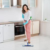 Rumah Bersih, Hati Juga Sehat!