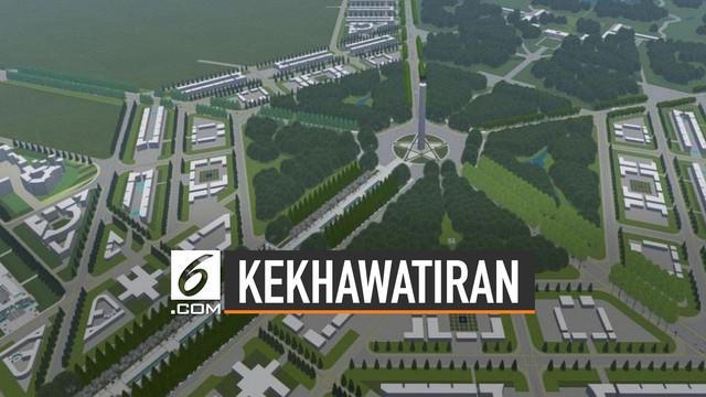 Keputusan Jokowi untuk memindahkan ibu kota ke Kaltim menimbulkan kecemasan. Salah satunya dari pemerhati lingkungan Greenpeace Indonesia.