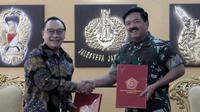 Kerjasama BTN dengan TNI Dalam Penyediaan Layanan KPR (dok: BTN)