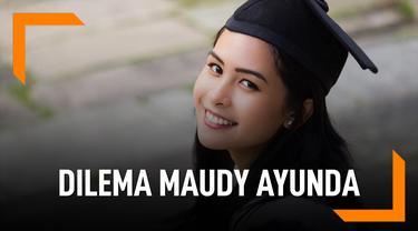 Diterima di Harvard dan Stanford, Maudy Ayunda Bingung Memilih