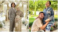 Aktor Indonesia Jadi Suami Siaga. (Sumber: Instagram/cutratumeyriska dan Instagram/raffinagita1717)