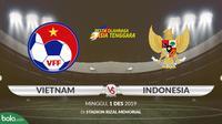Sea Games 2019 - Sepak Bola - Vietnam Vs Indonesia 3 (Bola.com/Adreanus Titus)