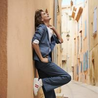 Kolaborasi fashion Jepang dan Prancis. (Foto: Dok. Uniqlo)