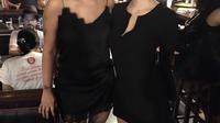 Nikita Mirzani dan Melanie Subono. (instagram.com/melaniesubono)
