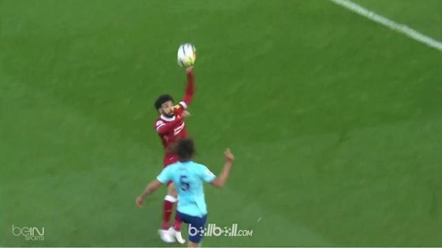 Sadio Mane, Mohamed Salah dan Roberto Firmino mencetak gol saat hadapi Bournemouth. This video is presented by Ballball.