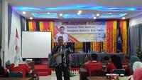 Deputi Bidang Pemberdayaan Pemuda, Kementerian Pemuda dan Olahraga Kemenpora, Faisal Abdullah. (Istimewa)