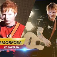Seperti apa perubahan wajah Ed Sheeran dari masa ke masa?