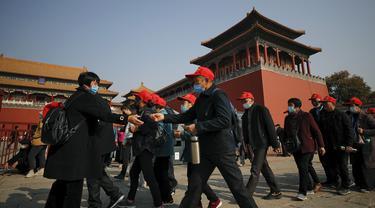 COVID-19 Mulai Terkendali, Begini Kehidupan Sehari-hari Warga Beijing