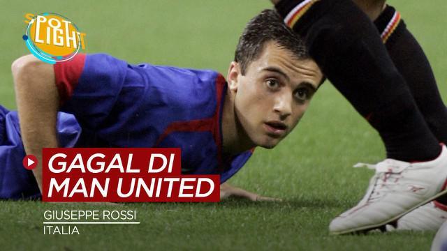 Berita videp spotlight membahas tentang pemain asal Italia yang gagak bersinar di Manchester United.