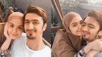 Vebby Palwinta membagikan potret pertamanya usai menikah dengan Razi Bawazier (Dok.Instagram/@vebbypalwinta/https://www.instagram.com/p/CACWPHIjgNJ/Komarudin)