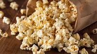 Popcorn / Sumber: iStockphoto