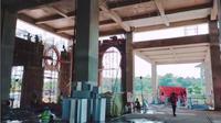 Menteri BUMN Erick Thohir Bangun Masjid Megah di Depok. (dok.Instagram @erickthohir/https://www.instagram.com/p/B_6574kn6dZ/?utm_source=ig_embed/Henry)