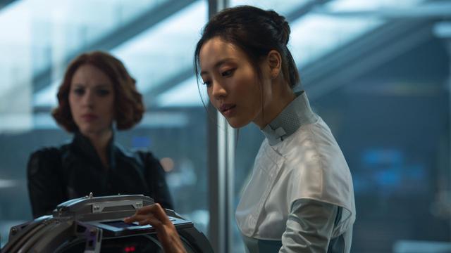 Claudia Kim Dokter Korea Cantik Di Avengers Age Of Ultron Showbiz Liputan6 Com