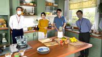 Suasana lokasi syuting TVC Masako terbaru. (dok. PT Ajinomoto Sales Indonesia)