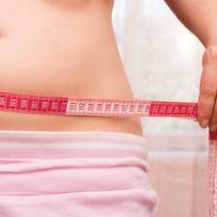Ilustrasi lemak perut.  (iStockphoto)