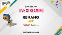 Live streaming cabang olahraga renang SEA Games 2017. (Bola.com/Dody Iryawan)