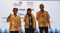 Telin dalam gelaran Bali Annual Telkom International Conference (BATIC) 2019 (sumber: istimewa)