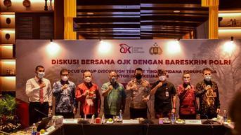 Gandeng Polri, OJK Perkuat Pencegahan Korupsi di Sektor Jasa Keuangan
