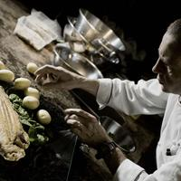 Sambut kehadiran Chef Gilles Marx dan Stephane Gortina untuk makan malam penuh kesan di The Restaurant, The Legian Seminyak, Bali.