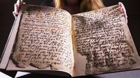 Naskah Alquran tertua di dunia ditemukan di University of Birmingham (BBC)