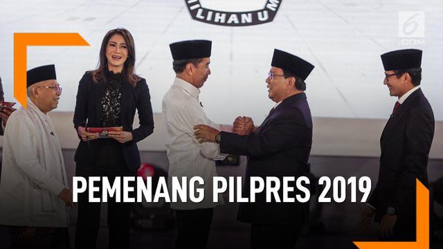 Ini Tahapan Menuju Penetapan Pemenang Pilpres 2019