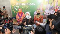 Jelang May Day, Menaker Ida Minta Pekerja Patuhi Protokol Kesehatan