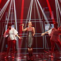 Babak spektakuler show 7 Indonesian Idol kembali sajikan persaingan sengit. (Instagram Lyodra)