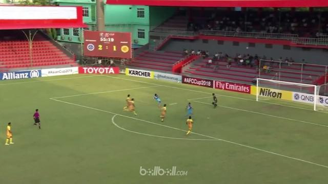 Ali Fasir mencetak hat-trick saat memastikan kemenangan telak 5-1 New Radiant atas Abahani dalam laga Piala AFC. Imbang 1-1 di bab...