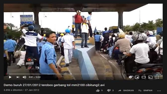Gambar Tangkapan Layar Video dari Channel YouTube ipoenk aza