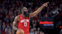 Bintang Houston Rockets James Harden (AP)