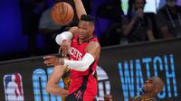Westbrook Blunder, Thunder Paksa Rockets Mainkan Gim Ketujuh Play-Off NBA (AP)