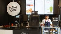 Dessert Corner yang hanya bisa ditemui di KFC Store Bintaro Sektor 9 (Liputan6.com/Pool/Eureka)