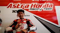 Pembalap Astra Honda, Dimas Ekky Pratama (doc. Astra Honda)