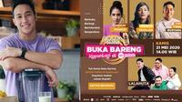 Chef Yuda Bustara meriahkan Golda Coffe KapanLagi Buka Bareng edisi kelima