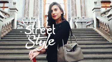 Street style Irish Bella. (Instagram/irishbella)