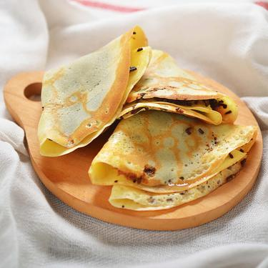 Resep Crispy Crepes Cocok Untuk Sarapan Dan Bekal Lifestyle Fimela Com