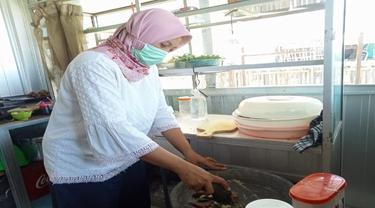 Dapur 'Ngebul' Inovasi Warga Kota Cirebon Saat PPKM Darurat Covid-19