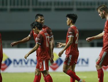 Foto: Remis, PSM Makassar Gagal Atasi 10 Pemain Arema FC di Lanjutan Pekan Pertama BRI Liga 1