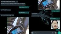 6 Chat Cewek Insecure ke Cowok Ini Penuh Kecemburuan (sumber: Twitter/cxvaa_)
