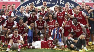 Arsenal - Piala FA