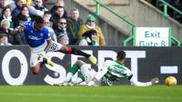 Glasgow Celtic vs Glasgow Rangers (Jeff Holmes/PA via AP)
