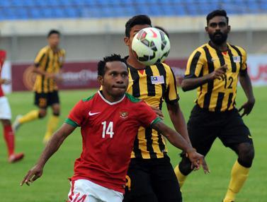 Timnas Indonesia U-23 Tumbangkan Malaysia U-23