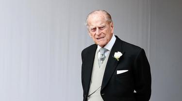 Pangeran Philip, suami Ratu Inggris, Elizabeth II (AP/Alastair Grant)