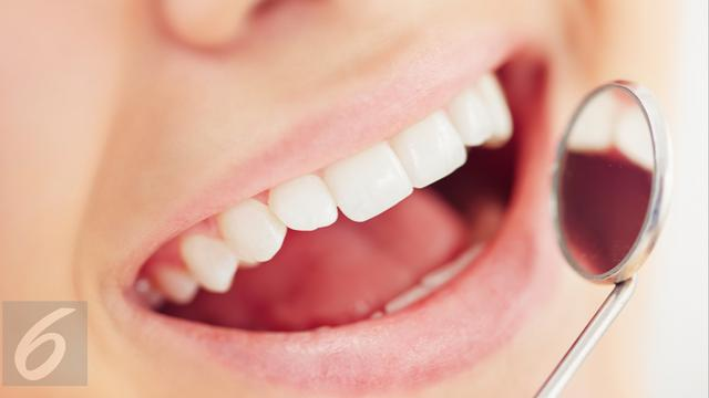 18 Cara Sederhana Bikin Gigi Putih  Kinclong  - Health Liputan6.com 21059cba5e