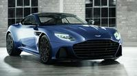Aston Martin edisi khusus James Bond. (Autoevolution)