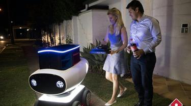 3 Robot Ini Siap Gantikan Pekerjaan Manusia