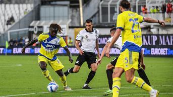 Juventus Rebut Kemenangan Pertama di Liga Italia, Moise Kean: Tugas Saya Bantu Tim