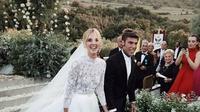 Chiara Ferragni menggelar sebuah pesta pernikahan yang mirip dengan Royal Wedding (instagram/fp_the_ferragnez)