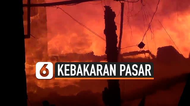 kebakaran pasar inpres thumbnail
